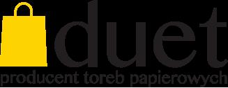 Duet - Producent Toreb Papierowych - Torebki reklamowe na zamówienie