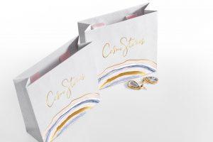 torebki papierowe z możliwością nadruku