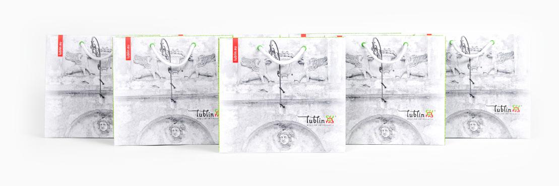 Torby papierowe - różne rodzaje, perfekcyjny nadruk